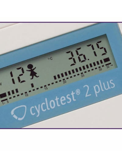 Zykluscomputer cyclotest 2 plus